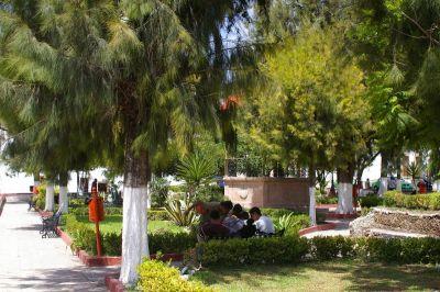 2013 - Jardin Juarez, Mineral de Pozos - Coppermine Photo Gallery