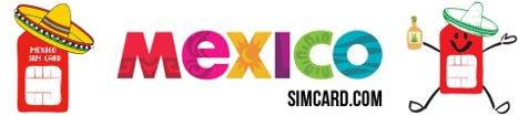 Mexico SIM card